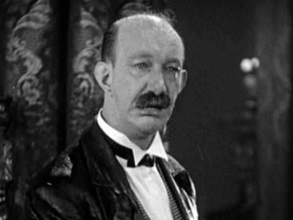 James Finlayson In Politiquerias 1931