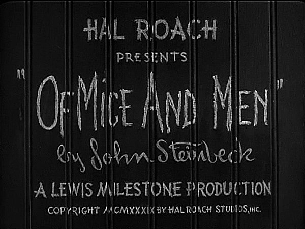 """of mice and men and lord of The lord stirling theater company will perform john steinbeck's """"of mice and men"""" in the english barn theater at the farmstead arts center, 450 king george road, basking ridge, nj."""