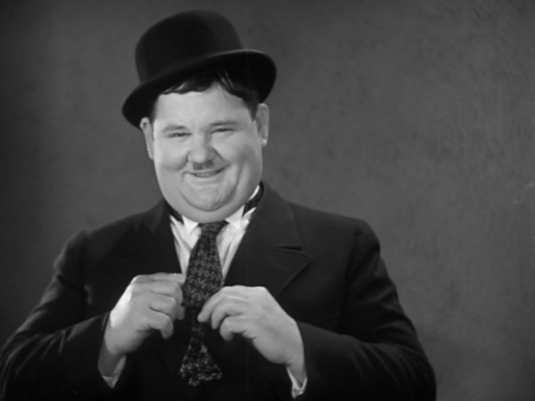 Oliver Hardy Tie Oliver Hardy in...